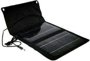 External Solar Panel
