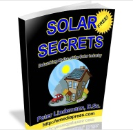 Solar Secrets Book Cover